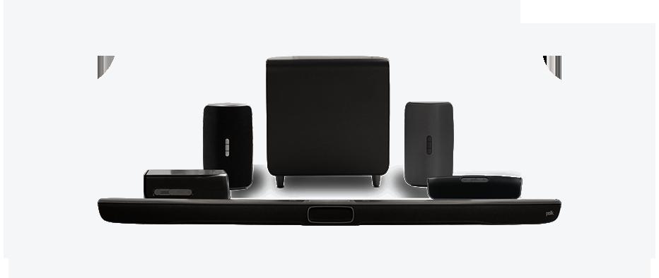 POLK Omni Speaker System