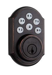 Control4 Deadbolt C4 Ksdb Z Vb