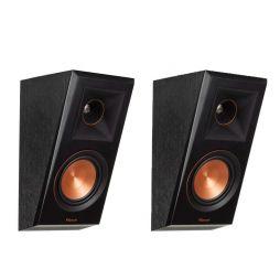 Klipsch Surround Sound >> Klipsch Surround Sound Speaker Rp 500sa Ebony