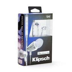 Klipsch Headphone S4i Ii White