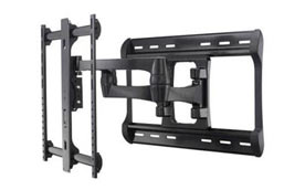 Sanus Systems Tilting Tv Wall Mount Audio Rack Tv Stand