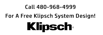 Call 480-968-4999 for Klipsch Help