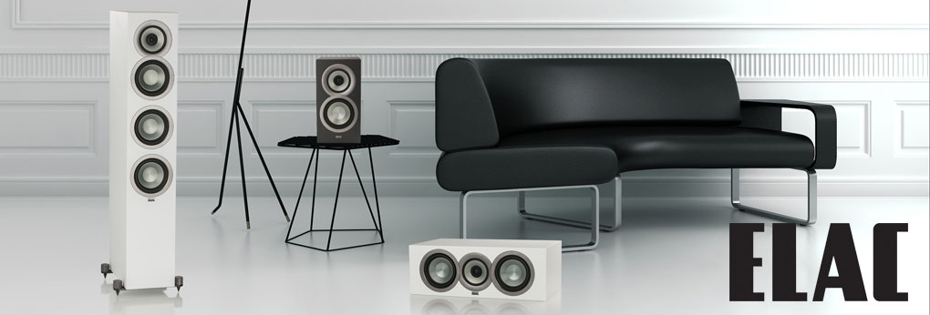 Elac Center Channel Speaker Floor Standing Speakers Bookshelf Amplifier In Wall Stand Add On Subwoofer Media Players