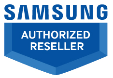 logo for Samsung Authorized Dealers
