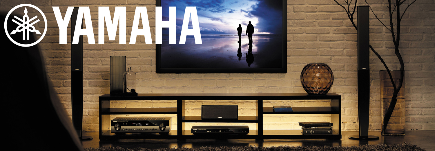 yamaha outdoor-speaker surround-sound-receiver blu-ray